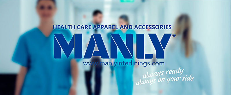 Manly Health Care apparel and accessories